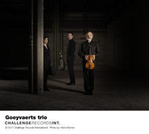 Goeyvaertrs Trio / Challenge Classics / November 2011